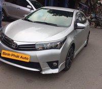 Cần bán xe Toyota Corolla Altis 2.0V năm sản xuất 2015, màu bạc còn mới