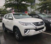 Bán Toyota Fortuner 2.7V 4x2 AT năm 2020, màu trắng, nhập khẩu