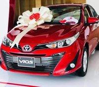 Bán Toyota Vios 1.5E MT 2020, màu đỏ, giá cạnh tranh