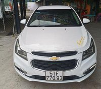 Cần bán Chevrolet Cruze năm 2016