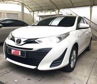 Cần bán Toyota Vios 2018, màu trắng, số sàn