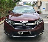 Bán Honda CR V sản xuất 2020, màu đỏ, nhập khẩu