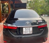 Bán Toyota Corolla Altis đời 2018 bản 1.8G