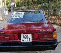 Bán Toyota Camry sản xuất năm 1986, màu đỏ, xe nhập