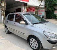 Cần bán Hyundai Getz sản xuất năm 2009, màu bạc, xe nhập giá cạnh tranh