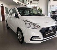 Cần bán Hyundai Grand i10 đời 2020, màu trắng, nhập khẩu, 340tr