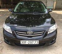 Bán ô tô Toyota Corolla 1.8AT sản xuất 2009, màu đen, nhập khẩu nguyên chiếc số tự động, 395 triệu