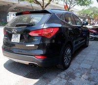 Bán xe Hyundai Santa Fe đời 2013, màu đen, nhập khẩu giá cạnh tranh