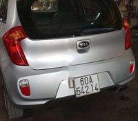 Cần bán Kia Morning 1.25 MT năm 2014, màu bạc, xe nhập