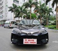 Cần bán xe Toyota Corolla Altis sản xuất 2018, màu đen chính chủ