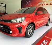 Cần bán xe Kia Soluto MT Deluxe sản xuất năm 2020, màu đỏ