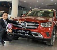 GLC200 4Matic 2020 - SUV hạng sang được tin dùng nhất Việt Nam