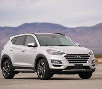 Cần bán Hyundai Tucson đời 2020, màu trắng, 799 triệu