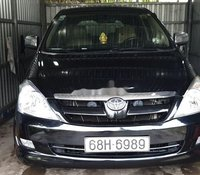 Cần bán lại xe Toyota Innova sản xuất 2008, màu đen