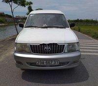 Cần bán gấp Toyota Zace năm 2003, màu bạc