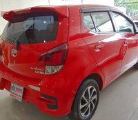 Cần bán Toyota Wigo 1.2G sản xuất 2019, màu đỏ, nhập khẩu nguyên chiếc còn mới