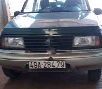 Cần bán Suzuki Vitara đời 2005, màu xanh lục, nhập khẩu