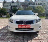 Bán Honda Accord đăng ký 2010, màu trắng ít sử dụng giá 479 triệu đồng