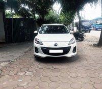 Bán xe Mazda 3 sản xuất 2013, tên tư nhân, biển Hà Nội