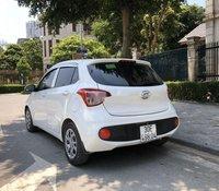 Cần bán Hyundai Grand i10 đời 2017, màu trắng, nhập khẩu
