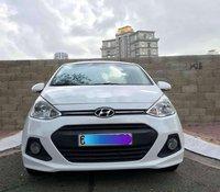 Cần bán lại xe Hyundai Grand i10 đời 2017, màu trắng, xe nhập như mới, giá tốt