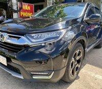 Cần bán lại xe Honda CR V năm 2019, màu đen, xe nhập