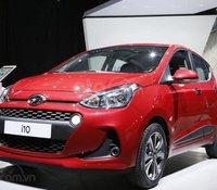 Hỗ trợ mua xe trả góp lãi suất thấp chiếc Hyundai Grand i10 hatchback 1.2 AT, đời 2020
