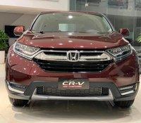 Cần bán nhanh với giá thấp chiếc Honda CRV 1.5E, đời 2020, có sẵn xe, giao nhanh toàn quốc