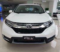 Cần bán xe Honda CR V L sản xuất năm 2020, màu trắng, nhập chính hãng