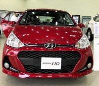 Bán ô tô Hyundai Grand i10 1.2 MT đời 2020, màu đỏ, giá cạnh tranh