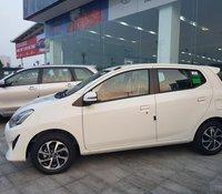 Cần bán Toyota Wigo 1.2 AT sản xuất 2020, màu trắng, giao xe ngay và luôn