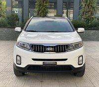 Bán xe Kia Sorento 2.4 GAT sản xuất 2018, màu trắng, 730 triệu