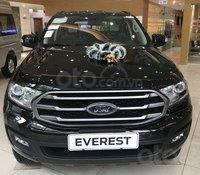 Bán ô tô Ford Everest Titanium 2.0L đời 2020, màu đen, xe nhập