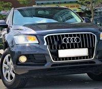Bán Audi Q5 2015, màu đen, xe nhập