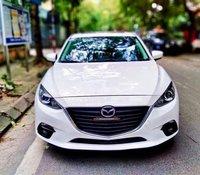 Bán Mazda 3 sản xuất 2015, màu trắng, giá 518tr