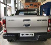 Bán ô tô Ford Ranger Raptor đời 2020, màu xám, giao xe toàn quốc