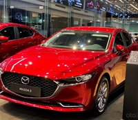 [Mazda Bình Tân - HCM] all new Mazda 3 2020 giảm đến 60 triệu, nhận ngay ưu đãi thuế 50%, tặng bộ phụ kiện chính hãng