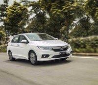 Cần bán xe Honda City sản xuất 2020, màu trắng, giá tốt