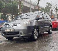 Bán ô tô Nissan Grand livina đời 2011 số sàn
