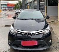 Bán Toyota Vios G đời 2018, màu đen còn mới