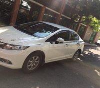 Cần bán lại xe Honda Civic sản xuất năm 2014, màu trắng