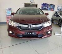 Bán Honda City CVT sản xuất 2020, màu đỏ