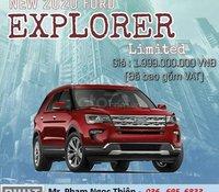 T7 ngày 13-6-2020 Hà Thành Ford tổ chức lái thử. Kèm theo đó là rất nhiều phần quà hấp dẫn khi quý khách hàng chốt xe