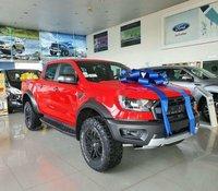 Cần bán xe Ford Ranger sản xuất năm 2019, màu đỏ, nhập khẩu nguyên chiếc