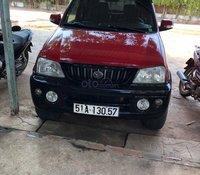 Bán ô tô Daihatsu Terios sản xuất 2003, màu đỏ còn mới, 159tr