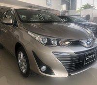 Toyota Vios G 2020 STĐ tại Nghệ An giao ngay đủ màu, khuyến mại hấp dẫn, trả góp nhanh chóng