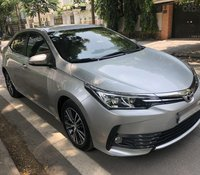 Bán Toyota Corolla Altis 1.8G sản xuất 2018, giá tốt, giao xe nhanh