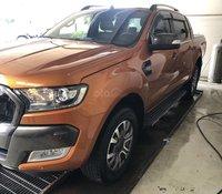 Bán ô tô Ford Ranger đăng ký 2015, màu cam nhập khẩu nguyên chiếc giá tốt 699 triệu đồng