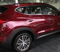 Tucson 2020 mẫu mới, giá tốt, hỗ trợ vay ưu đãi lãi suất, giao xe nhanh, hỗ trợ đăng kiểm