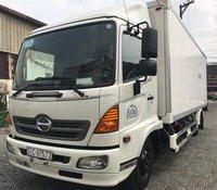 Cần bán xe tải Hino FC9JLSW thùng kín 6 tấn đời 2017